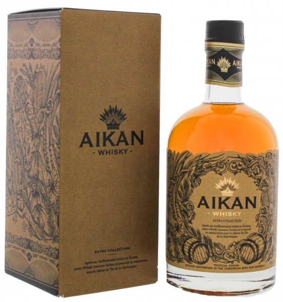 Aikan Whisky Blend Collection Batch 2 - 0,5L 43%