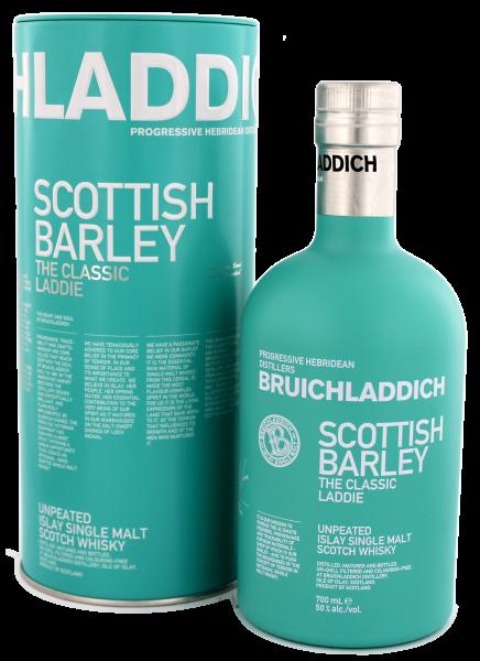 Bruichladdich Malt Whisky Scottish Barley The Classic Laddie , 0,7 L, 50%