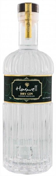Haswell London Dry Gin 0,7L 47%