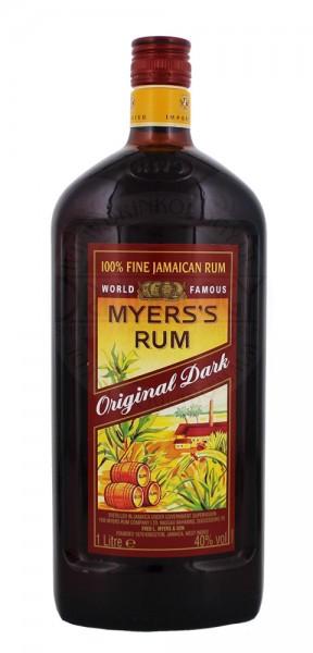 Myers Original Dark Rum