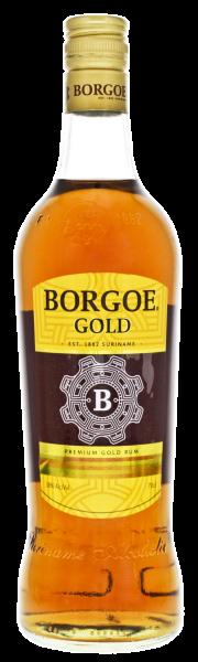 Borgoe Rum Gold 0,7L 38%
