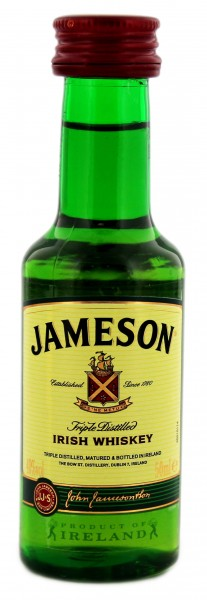 Jameson Irish Whisky Miniatur 0,05L 40%