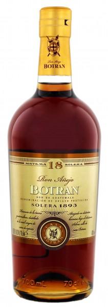 Botran Rum Solera 1893 0,7L 40%