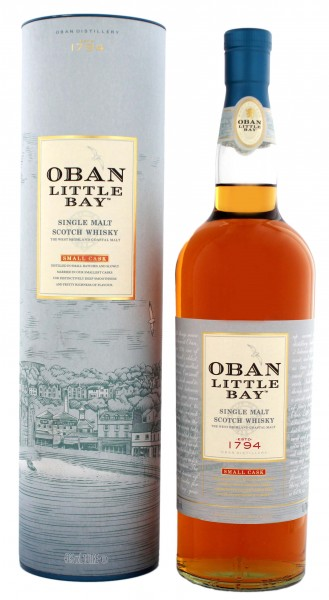 Oban Single Malt Whisky Little Bay