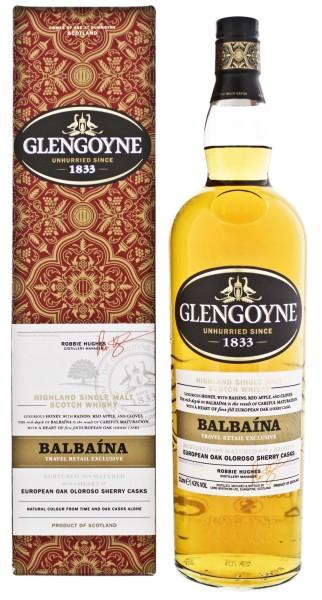 Glengoyne Single Malt Whisky Balbaina 1,0L 43%