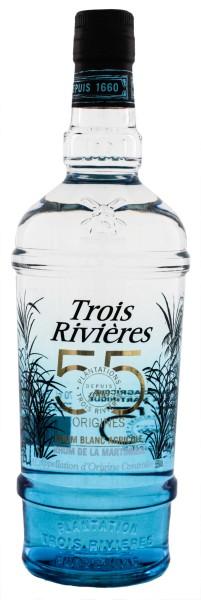 Trois Rivieres Rhum Agricole Blanc 0,7L 55%