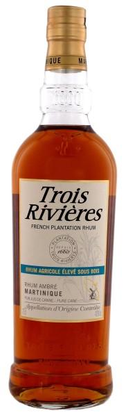 Trois Rivieres Rhum Agricole Ambre