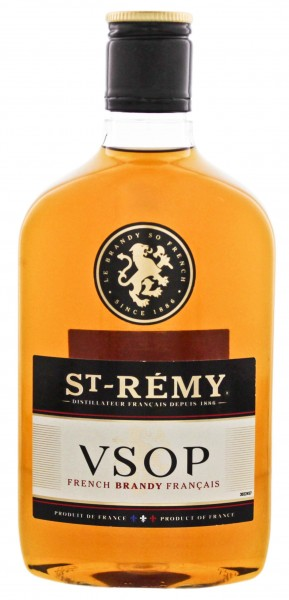 St Remy VSOP French Brandy (PET) 0,5L
