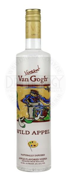 Van Gogh Vodka Wild Apple