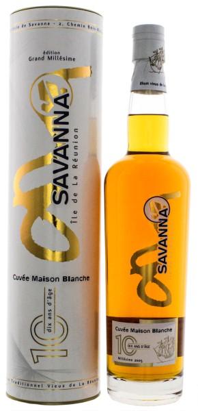 Savanna Rhum Traditionell 10 Jahre 0,7L 43%