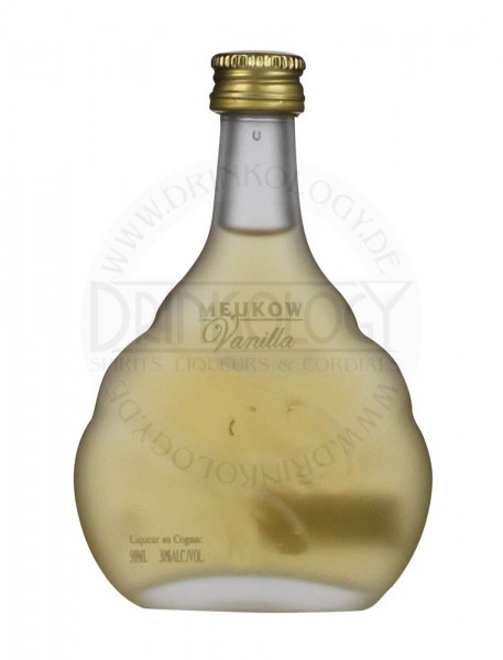 Meukow Vanilla Miniature, 0,05 L, 30%