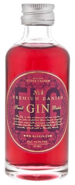 Elg No. 4 Gin Miniatures 0,05L 46,5%