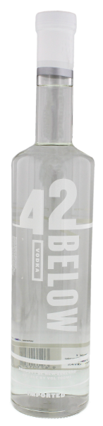 42 Below Vodka, 0,7 L, 42%