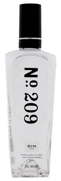 No. 209 Gin 0,7L