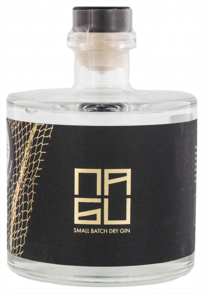 Nagu Small Batch Gin 0,5L 47%