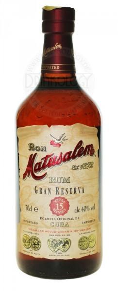 Matusalem Rum Gran Reserva 15 Years Old