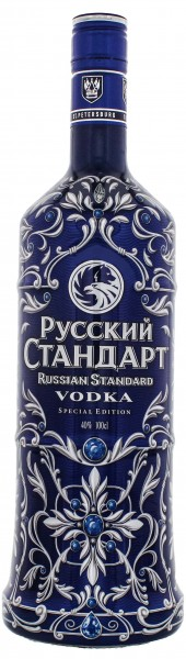 Russian Standard Jewelry Limited Edition 1,0L 40%