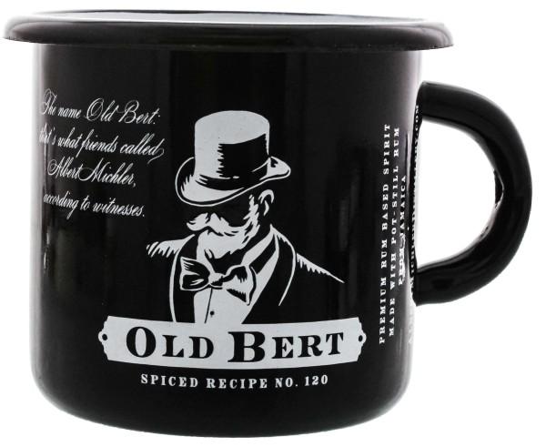 Michlers Old Bert Tin Cup Tasse