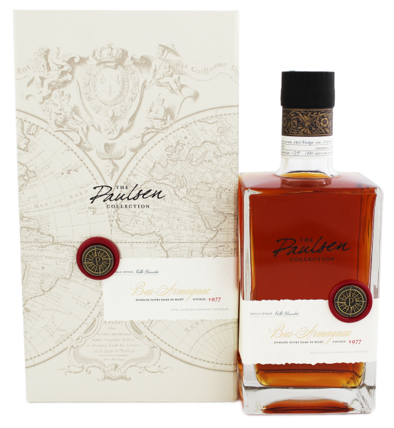 The Paulsen Collection Bas-Armagnac 30 Jahre 1977, 0,7L 40%