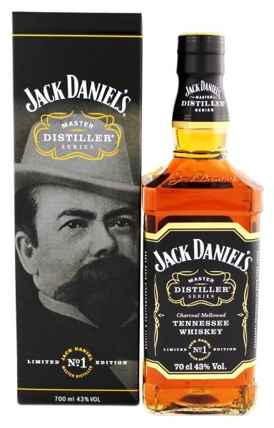 Jack Daniels Master Distiller No. 1 Edition, 0,7L 43%