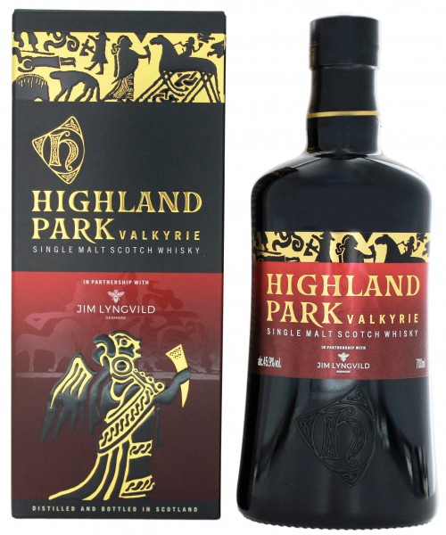 Highland Park Single Malt Whisky Valkyrie