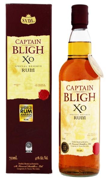 Sunset Captain Bligh XO Rum