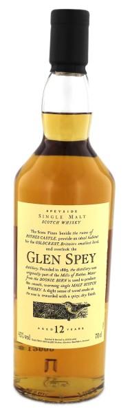 Glen Spey 12 Jahre 0,7L 43%