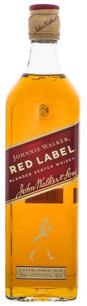 Johnnie Walker Blended Scotch Whisky Red Label 0,7L 40%
