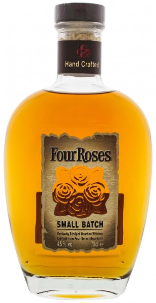 Four Roses Small Batch Bourbon Whiskey, 0,7 L, 45%