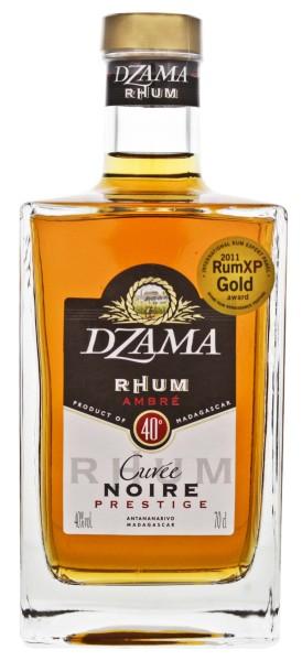 Dzama Rhum Noire Cuvee Prestige, 0,7 L