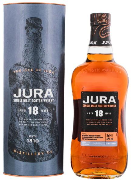 Isle of Jura Single Malt Whisky 18 Jahre 0,7L 44%