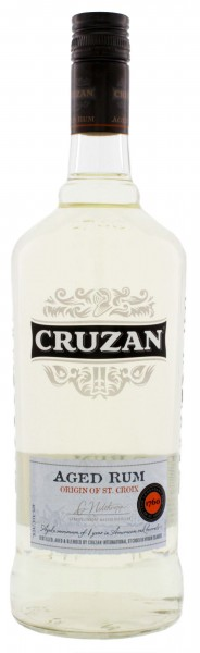 Cruzan Aged Light Rum 1,0L 40%