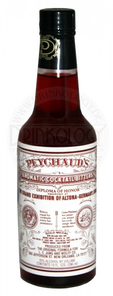 Peychaud`s Aromatic Bitters 0,148L 35%