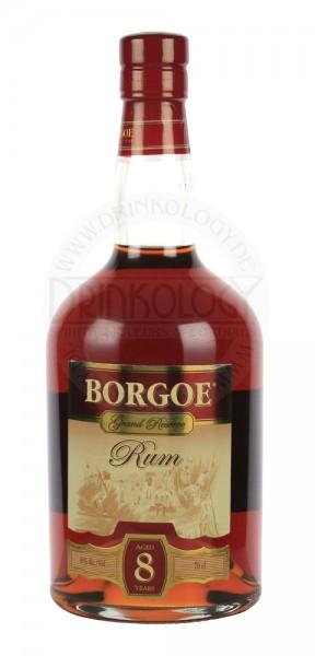 Borgoe Rum Grand Reserve 8 Years Old
