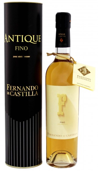 Fernando de Castilla Sherry Fino Antique