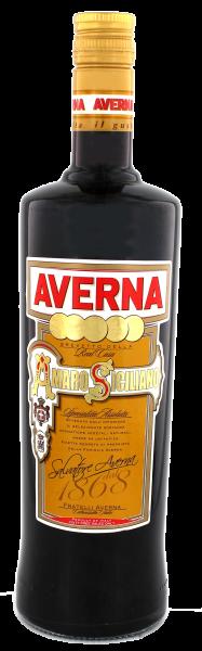 Averna Amaro Siciliano Bitter 1,0 L 29%
