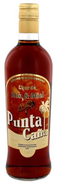 Punta Cana Ron Y Miel Rum Liqueur