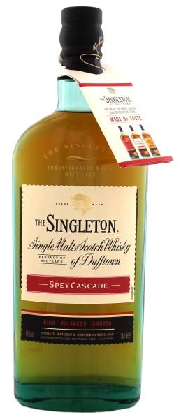 The Singleton of Dufftown Single Malt Whisky Spey Cascade 0,7L 40%