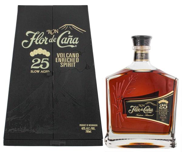 Flor de Cana 25 Slow aged Rum 0,7L 40%