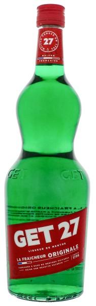 Get 27 Peppermint Liqueur 1,0L 21%