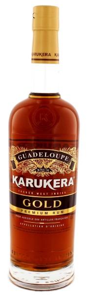 Karukera Rhum Gold
