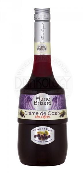 Marie Brizard Creme de Cassis de Dijon Liqueur