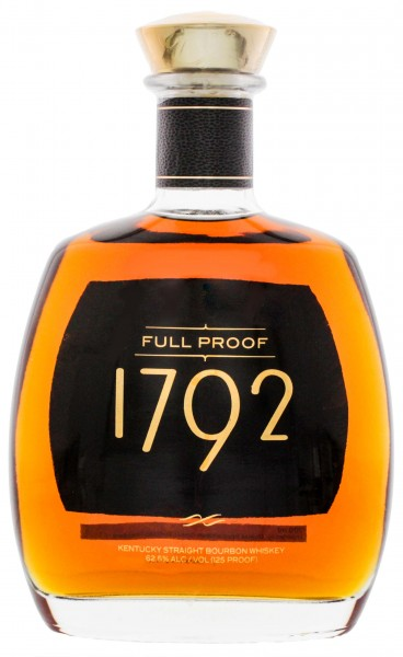 1792 Full Proof Kentucky Straight Bourbon 0,7L 62,50%