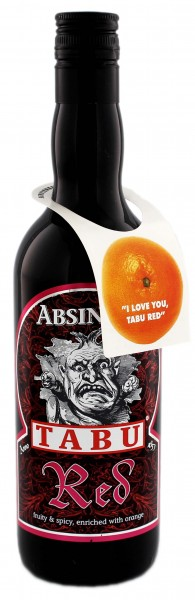 Tabu Absinth Red