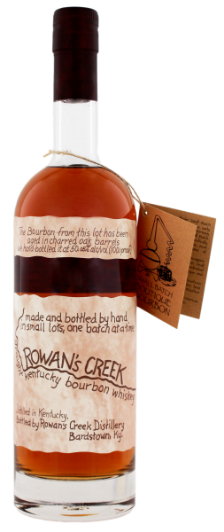 Rowans Creek Bourbon Whiskey, 0,7 L, 50,05%