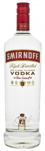 Smirnoff Red Label 1,0L 40%