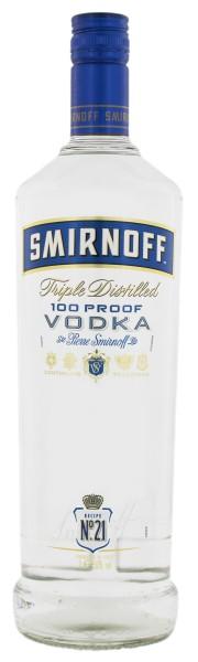 Smirnoff Vodka Blue Label, 1 L, 50%