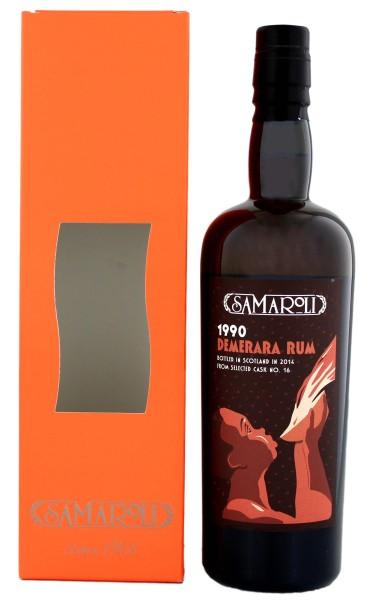 Samaroli Demerara Rum 1990/2014,