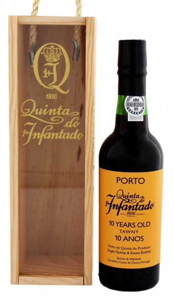 Quinta do Infantado Port 10 Jahre Tawny 0,375L 20%