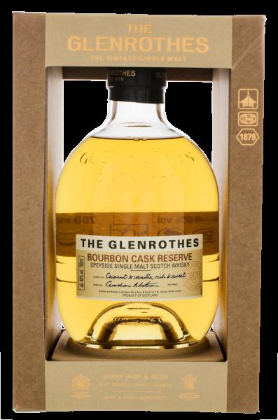 The Glenrothes Bourbon Cask Reserve 0,7L 40%